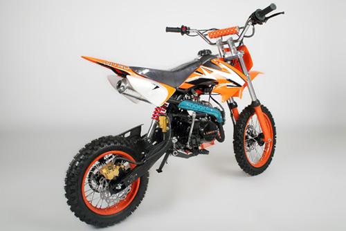 motorrad dirt bike