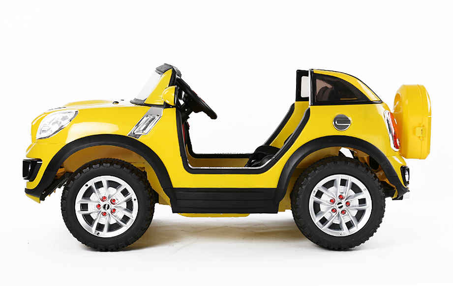 elektro auto mini pocket bike kinder auto mini cooper. Black Bedroom Furniture Sets. Home Design Ideas